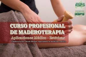 Cursos de maderoterapia en Vigo, Coruña, Santiago y Pontevedra